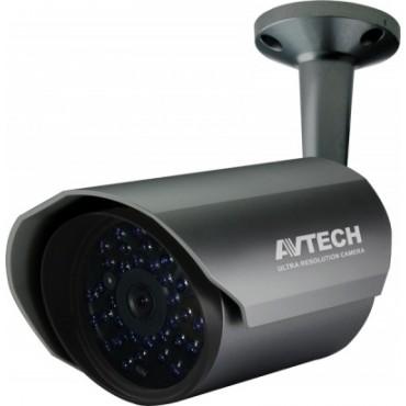 AVC159 AVTECH Bullet Outdoor Camera High Resolution 700TVL