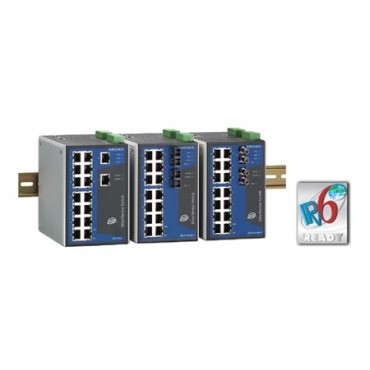 EDS-516A Series MOXA 16-port managed Ethernet switches