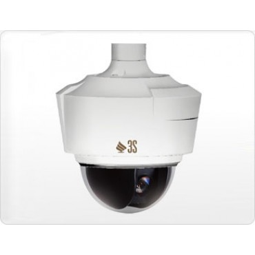 N5012 3S 2Megapixel/H.264/1080P Real-Time/20X/WDR/Speed Dome Network Camera