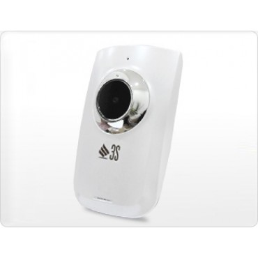 N8071 3S Cube Network IP Camera 2Megapixel/H.264/720P Real-Time