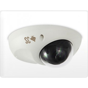 N9071 3S 2Megapixel/H.264/720P Real-Time/Wide Angle mini Dome Network Camera