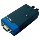 TCF-90-M MOXA Port-powered RS-232 to multi-mode optical fiber converter with ST connector for 5 km transmission
