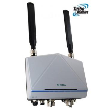 AWK-4121 MOXA Industrial IEEE 802.11a/b/g IP68 Wireless AP/Bridge/Client