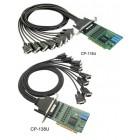 CP-118U/CP-138U MOXA 8-port RS-232/422/485 Universal PCI Serial Boards