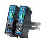 ICF-1150-M-SC MOXA Industrial RS-232/422/485 to multimode fiber converter, SC connector