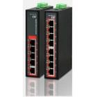 IGS-800 CTC Union 8x port 10/100/1000Base-T Gigabit Indusrial Ethernet Switch