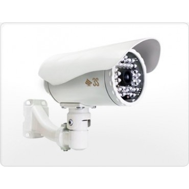 N6071 3S 2Megapixel/H.264/720P Real-Time/IR-25M Bullet Network Camera