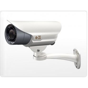 N6077 3S Bullet Network IP Camera 2Megapixel/H.264/720P Real-Time/IR