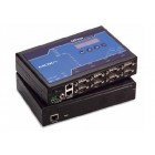 NPort 5600-8-DT/5650-8-DT Series MOXA 8-port RS-232/422/485 desktop serial device servers
