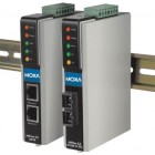 NPort IA5150/5250 Series MOXA 1 and 2-port serial device servers for industrial automation